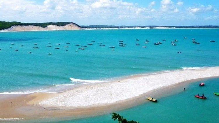 Praias em Barra do Cunhaú
