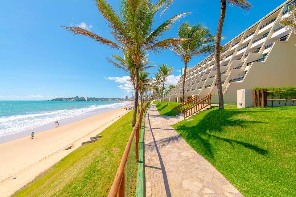 Localização Ocean Palace Natal