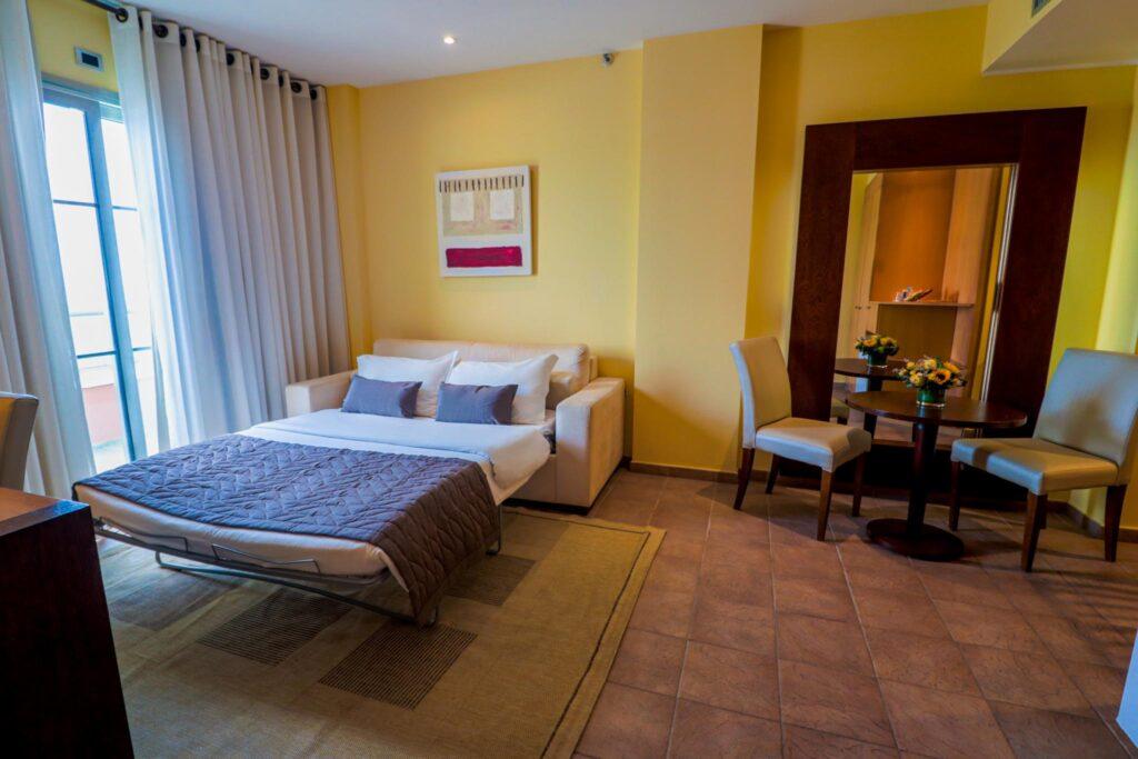 Suíte Junior Freente Seths Natal Grand Hotel