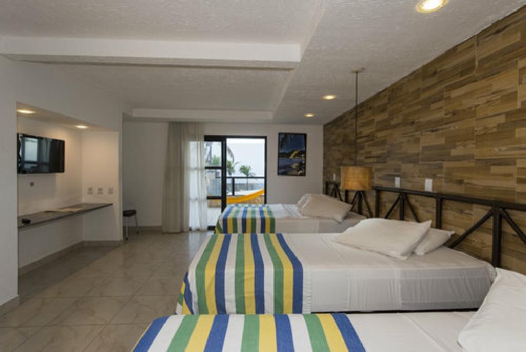 Apartamento Luxo do hotel